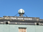 the not so new not so really the globe
