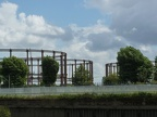 A trip up river Lea into the Olympic Park