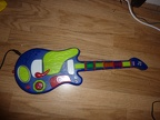 1st Toy Guitar Bending